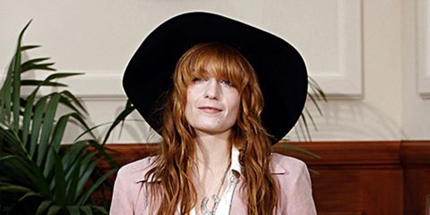 Florence Welch S Style File