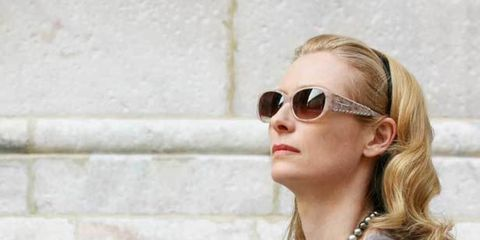 <p>With all the talk of Rodarte's contribution to Black Swan, another designer's possibly award winning costume designs have been flying under the radar. Raf Simons and his Jil Sander team created the outfits that Tilda Swinton wore in Italian movie I Am