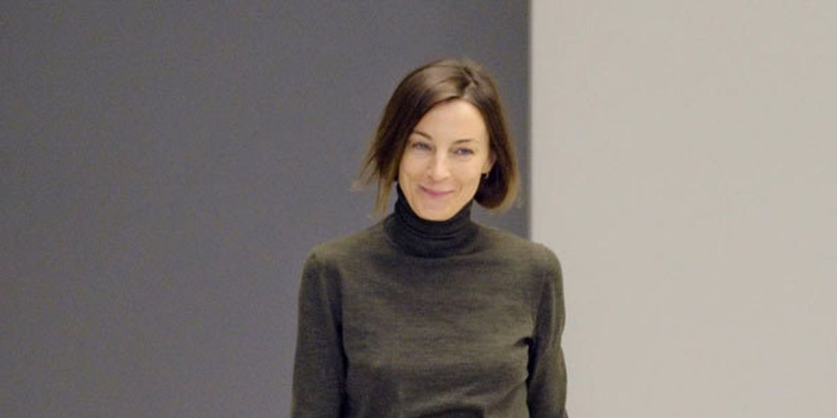 Phoebe Philo Didn Rsquo T Know She Could Be A Designer