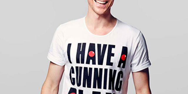Batch1 Comic Relief Red Nose Day You Must Be Joking Children/'s Charity T-Shirt