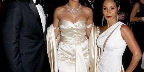 cea6421d6488 13 Standout Looks From Rihanna's Diamond Ball
