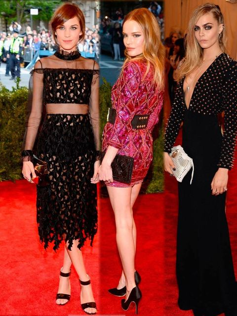 <p>Last night in New York the worlds of fashion, film and music collided at the most anticipated event on the fashion industry's calendar: the Met Ball. Which stars turned most heads on the red carpet? Our Senior Fashion Editor Natalie Wansbrough-Jones ha