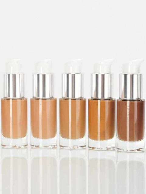 <p>Most women know all about the difficulties of finding that perfect foundation shade which is where Cosmetics á la Carte Custom Foundation [£47] comes in. Following a thorough consultation a unique formula is blended to perfectly compliment and enhance