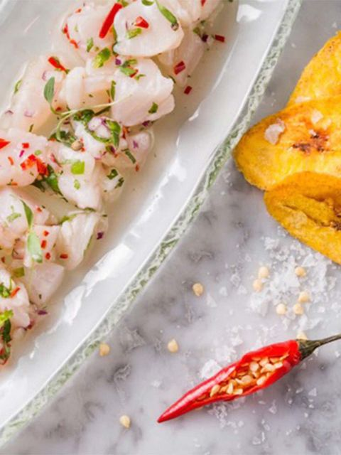 "<p><strong><a href=""http://asiadecuba.com/"" target=""_blank"">Asia De Cuba, St Martin's Lane</a>, London</strong></p>