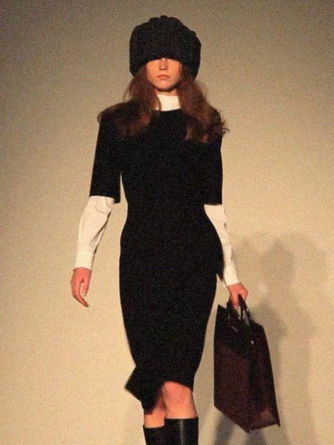 <p>Victoria, Victoria Beckham AW13</p>