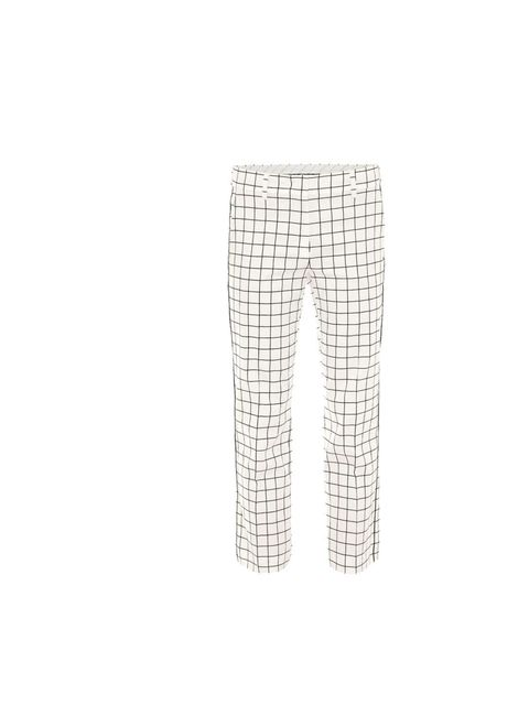 "<p>Sportmax 'Luis' checked trouser, £178, at <a href=""http://www.matchesfashion.com/product/148456"">www.matchesfashion.com</a></p>"