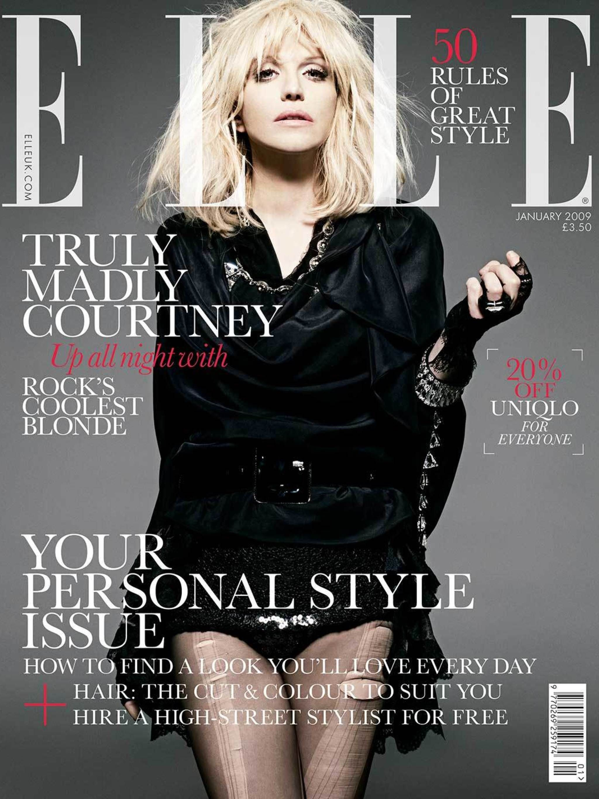 British Elle called the Woman of the Year 02/25/2010 41