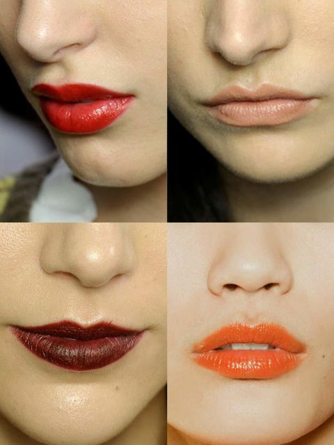 <p>We all know that a pop of colour on your lips can enhance your outfit, update your look and make you feel glamorous with very little effort. And if you're an ELLE beauty regular you will have seen our trend report in the September issue, and following