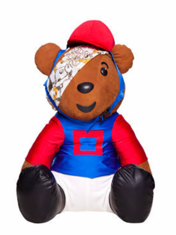 <p>Jockey Bear, by Dame Judi Dench</p>