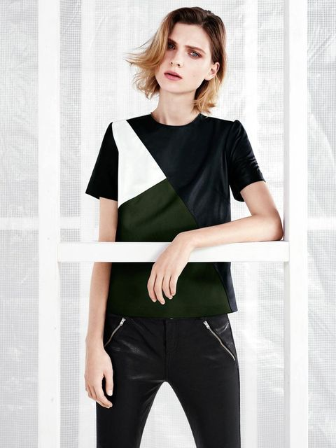 <p>Whistles' exclusive Mayfair top</p>