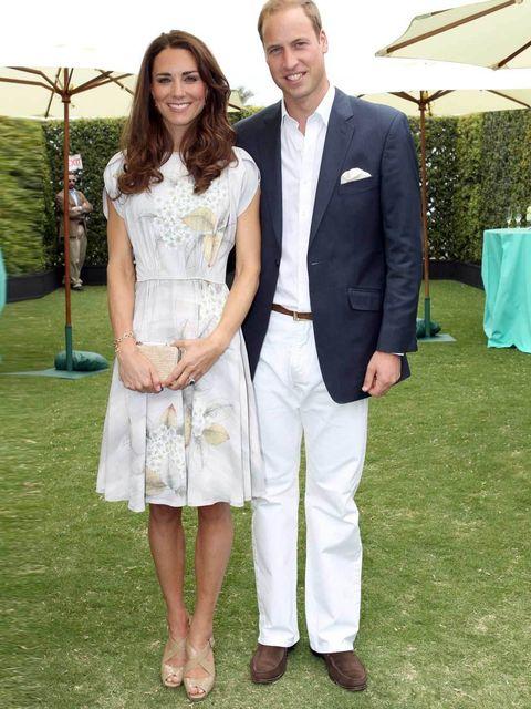 <p>The Duke & Duchess of Cambridge</p>