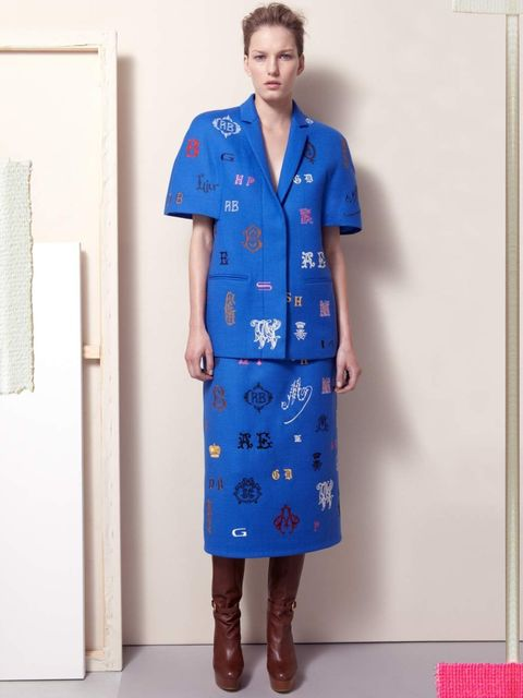 <p>Stella McCartney Pre-Fall 2012</p>