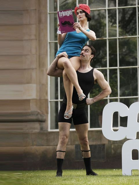 <p>Every year thousands of performers and eager culture vultures descend on Edinburgh for the Fringe Festival. The programme of events includes everything from big names in the world of entertainment, which this year includes Lucy Porter and Stewart Lee,