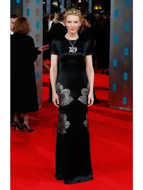 "<p><a href=""http://www.elleuk.com/star-style/celebrity-style-files/cate-blanchett-actress-celebrity-style-file-armani-alexander-mcqueen-christian-dior-givenchy-gucci"">Cate Blanchett</a> in Alexander McQueen.</p><p>She can do no wrong in my eyes. Simple sh"