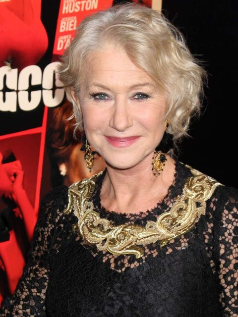 <p>Helen Mirren, Best Performance by an Actress in a Motion Picture - Drama: 'Hitchcock'.</p>