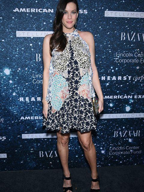 <p>Liv Tylerattends the Women's Leadership Award Honouring Stella McCartney in New York, November 2014.</p>