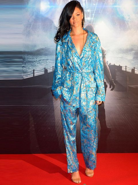 "<p>Rihanna wearing <a href=""http://www.elleuk.com/catwalk/designer-a-z/emilio-pucci/autumn-winter-2012/collection"">Emilio Pucci Autumn Winter 2012</a>.</p>"