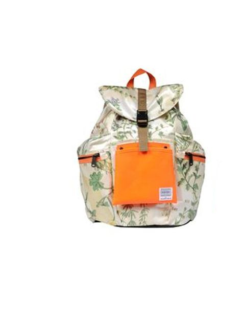 """<p><a href=""""Meredith%20Wendell%20Backstroke%20Rucksack,%20%C2%A3415,%20at%20Matches"""">Carven</a> x Porter Rucksack,  £568, at<a href=""""http://www.thecorner.com/gb/men/rucksack_cod45199802gt.html""""> thecorner.com </a></p>"""