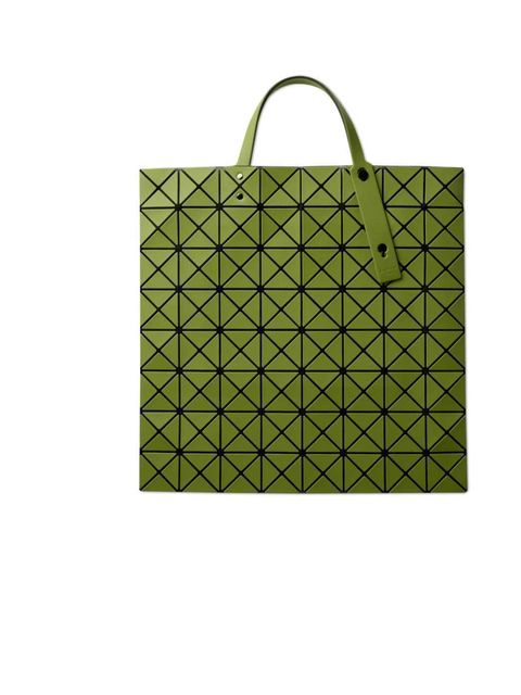 <p>This Bao Bao Issey Miyake tote will be my fashion version of a nappy bag.</p><p>Bao Bao Issey Miyake tote 'Lucent Pro-1' tote, £495, for stockists call 0207 851 4620</p>