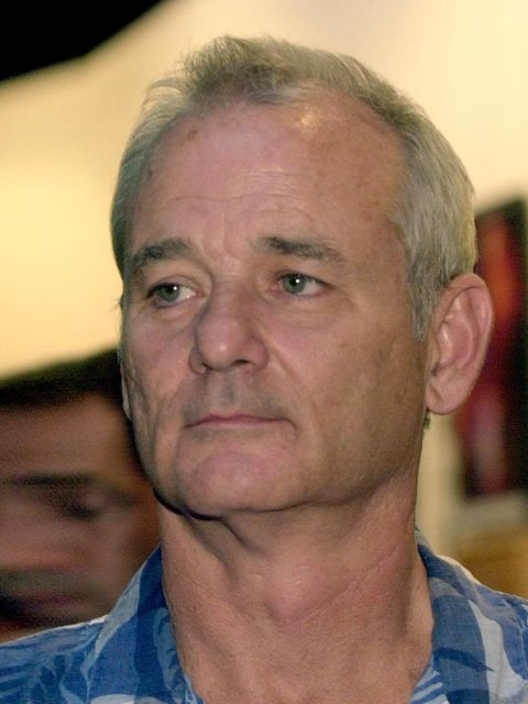 <p>Bill Murray: Emma Sells, Fashion Features Writer. </p><p>'Because he's funny; he's just so funny. He's been in so many good films. I mean, how can you not love somebody who's been in <em>Ghostbusters</em>?'</p>