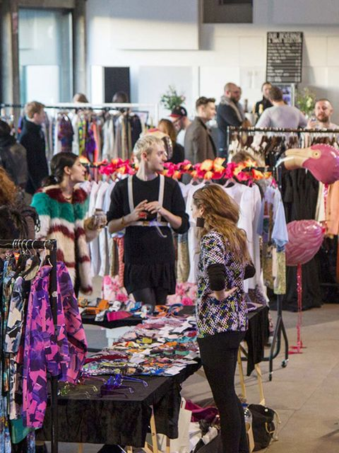 <p><strong>FASHION MARKET: This Sunday at Bethnal Green Oval Space</strong></p><p>A fantastic fashion market for the savvy buyer; pick up clothing from a range of 25 designers whilst enjoying food, drinks and live music. Both