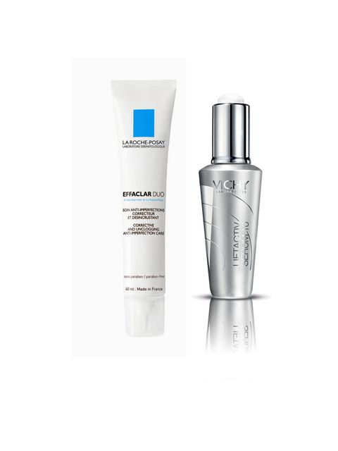 <p>La Roche Posay and Vichy are classic pharmacy brands hailing from France. They are both sold in Boots making it easy for us Brits to get our hands on them. </p><p>The bestselling products in France are La Roche Posay Effaclar Duo, £13 and Vichy LiftAct