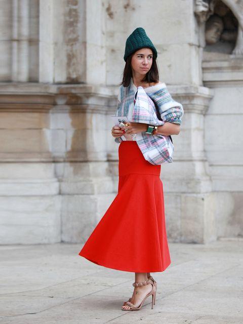 "<p>Natasha Goldenberg wearing <a href=""http://louisvuittonshop.info/catwalk/designer-a-z/stella-mccartney/spring-summer-2014"">Stella McCartney</a>.</p><p><a href=""http://louisvuittonshop.info/style/street-style/new-york-fashion-week-street-style2"">NYFW Street Style</a>"