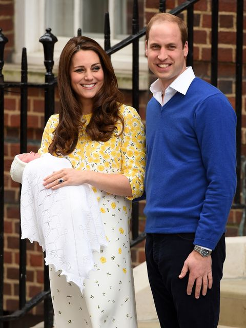 <p>Pictured after the birth of Princess Charlotte, May 2015.</p>
