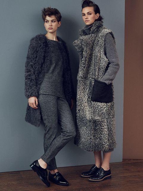 <p>ELLE UK September Issue 'Style for Less'</p>  <p>Left: LK Bennett</p>  <p>Right: Whistles</p>  <p></p>  <p>Photographer: Hodur Ingason</p>