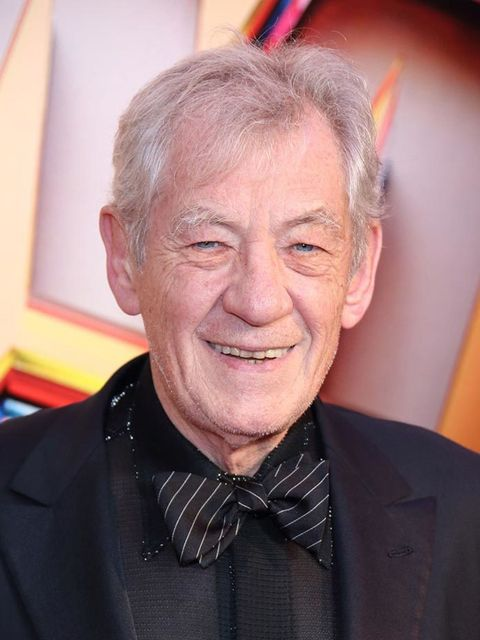 Was almost played by Sir Ian McKellen