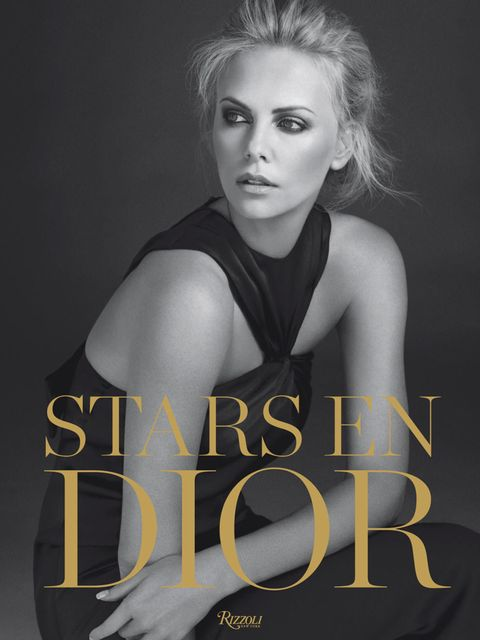 <p>The cover of Stars In Dior</p>