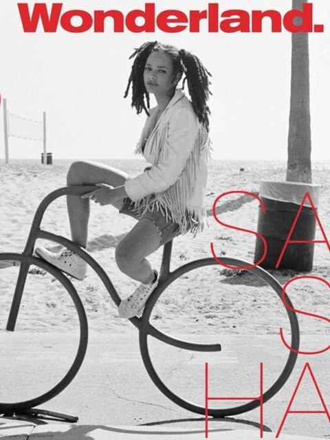Sasha Lane shot by Deanna Templeton.