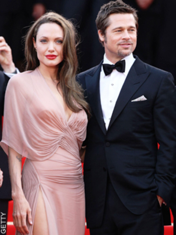 Angelina Jolie and Brad Pitt wow Cannes
