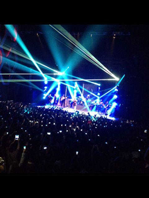 <p>Rihanna's 777 concert in Mexico</p>