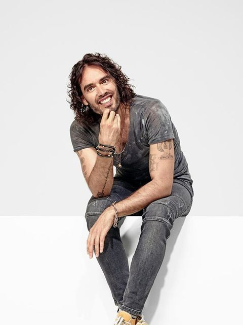 <p><strong>THEATRE: Russell Brand's Trickster Tales</strong></p>  <p>Is there anything Russell Brand can't turn his hand to? From stand-up comedian, to Hollywood actor, to red top commodity, to messiah of popular revolt - there's barely plate the cockney