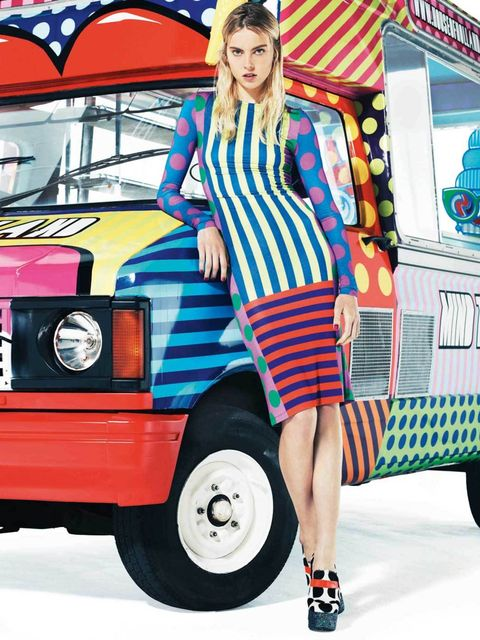 "<p><strong>Henry Holland's Mr Quiffy flagship</strong></p><p>Catch the world's most fashionable ice-cream van this Saturday at Seven Dials. <a href=""http://www.elleuk.com/fashion/news/henry-holland-high-summer-ice-cream-van-mr-quiffys"">House of Holland</a"