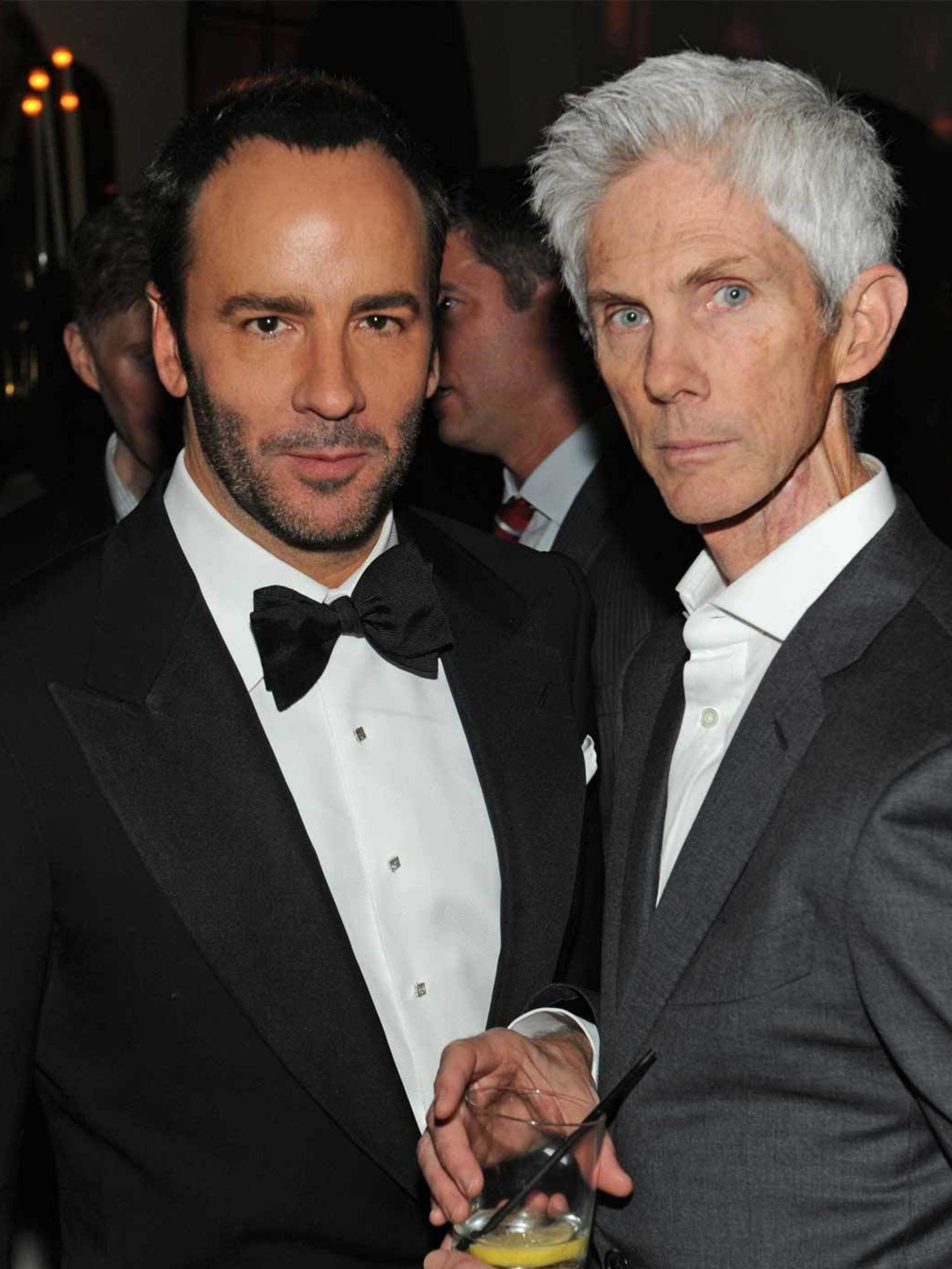 367510fbc376 Tom Ford has become a father with his long term partner Richard Buckley
