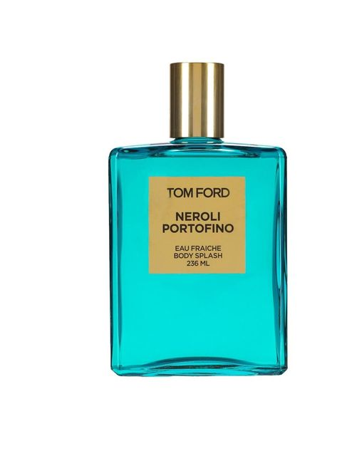 "<p>A zesty explosion of bergamot and lemon. The scent alone is instantly refreshing and it smells just as delicious on a man.</p><p><em>Tom Ford Neroli Portofino Eau Fraiche Body Splash, £85 for 236ml at <a href=""http://www.harveynichols.com/new-in/new-in"