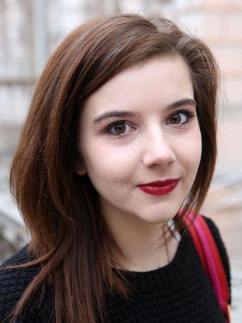 <p>Chanel Rivoli lipstick.</p>