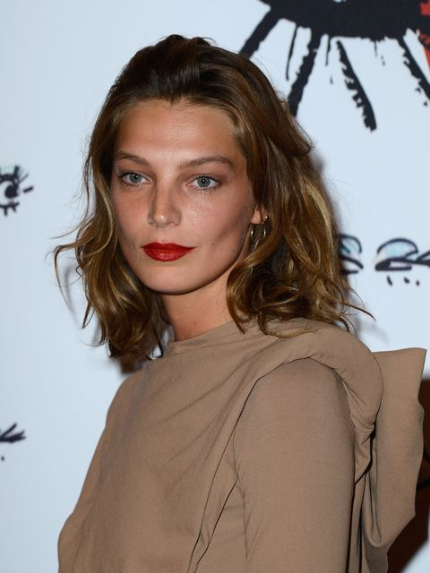 "<p><strong>Daria Werbowy</strong></p>  <p>""Where do I start? Always my model of choice, she is effortless and beautiful. And she gets more amazing looking the older she gets.""</p>  <p>Michelle Duguid - Senior Fashion Editor</p>"