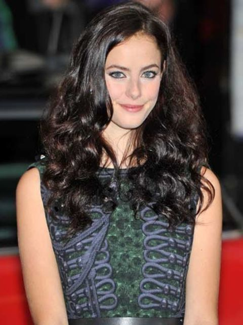 <p>Kaya Scodealrio at the Now Is Good premiere in London.</p>