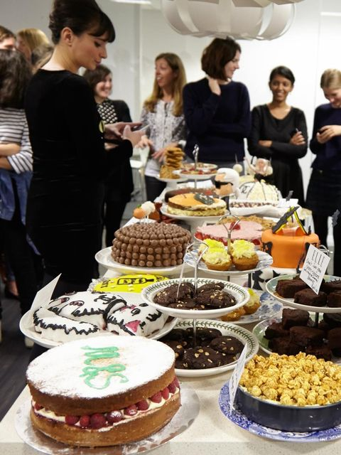 "<p>Cakey-bakey fun was had by all at ELLE HQ on Wednesday. <a href=""http://www.elleuk.com/star-style/news/the-elle-fashion-bake-off-cake-gizzi-erskine-ruby-tandoh-frances-quinn"">The ELLE Fashion Bake Off</a> was a triumphant showcase of cooking skills (a"
