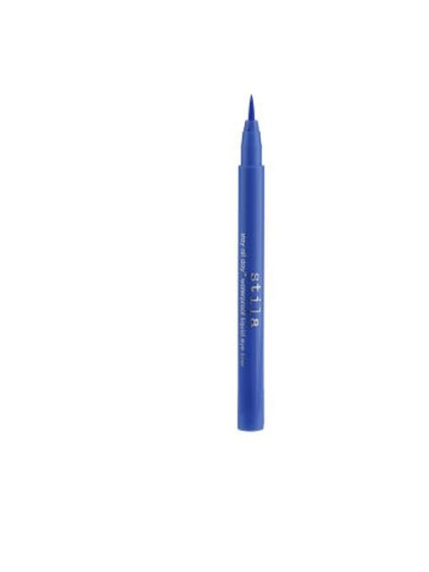 "<p><a href=""http://www.theukedit.com/stila-stay-all-day-waterproof-liquid-eye-liner-cobalt-limited-edition/10837057.html"">Stila Stay All Day Liquid Liner in Cobalt, £13</a></p><p>This is a limited edition tube of on-trend joy. Perfect for creating illumin"