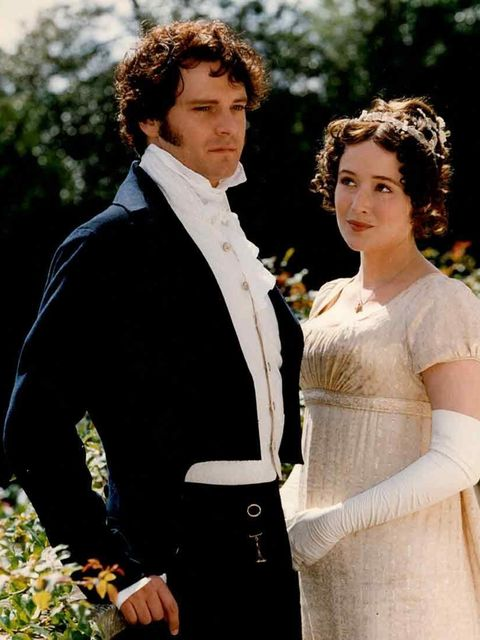 <p>Mr Darcy - <em>Pride and Prejudice </em></p><p>It's <em>Mr Darcy</em>.</p>