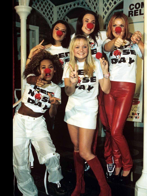 Spice Girls Retrospective The Evolution Of Girl Power Dressing