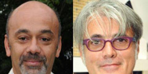 5edd07ff687e4 Christian Louboutin and Giuseppe Zanotti say no to diffusion lines