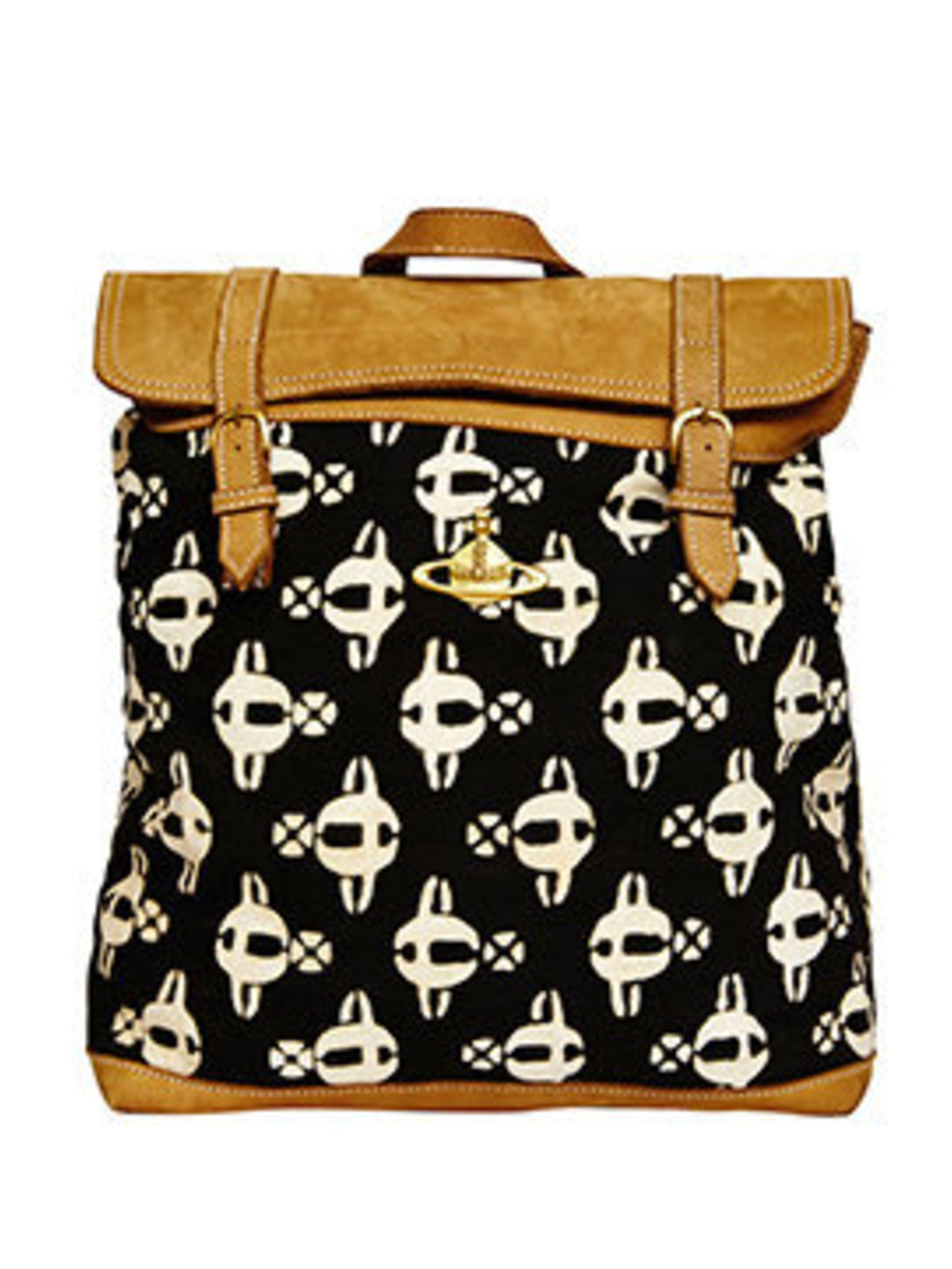 <p>Rucksack, £215 from the Vivienne Westwood Africa collection from ASOS</p>