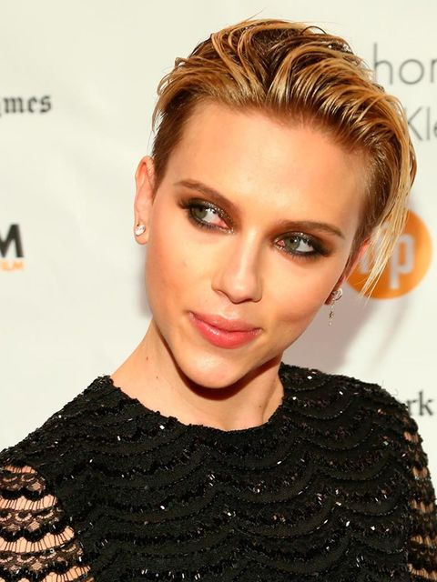 Scarlett Johansson, 24th Annual Gotham- Independent Film Awards NY, REX December 2014.
