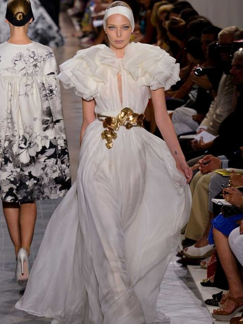 <p>Jessica Biel married in Giambattista Valli dress this weekend - was it one of these? </p>