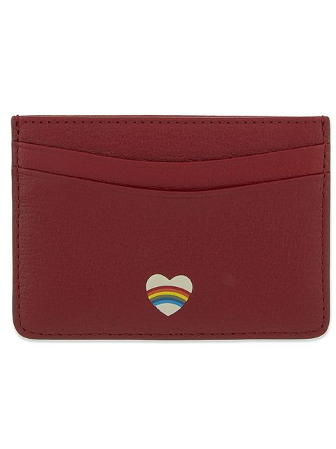 "<p>Card holder, £125, Anya Hindmarch at <a href=""http://www.selfridges.com/GB/en/cat/anya-hindmarch-heart-leather-card-holder_485-85077488-5050925913164/?previewAttribute=Vampire"" target=""_blank"">Selfridges</a></p>"
